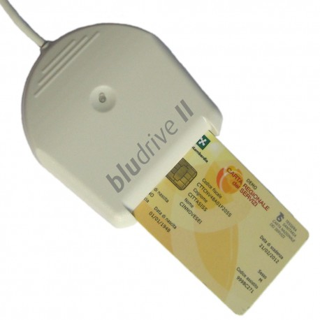 Smart Card Reader Blutronics Bludrive II CCID